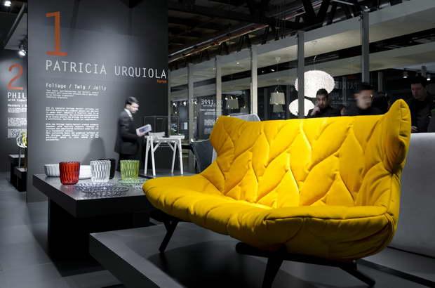 Internationale Mobelmesse Mailand 2013 Interieurs Der Zukunft