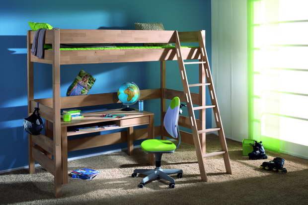 eiche der neue trend auch im kinderzimmer. Black Bedroom Furniture Sets. Home Design Ideas
