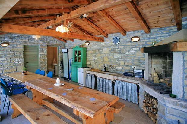 Sommerküchen Bilder : Sommerküchen und küchen für appartements archiwohnen