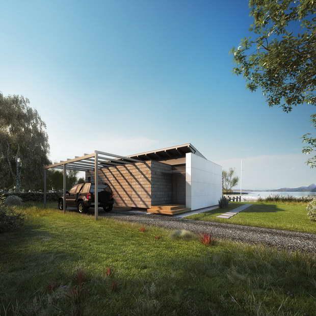 ambition modernes wohnen auf einer ebene. Black Bedroom Furniture Sets. Home Design Ideas