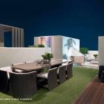 Die neue Kollektion von Gartenmöbel – Fendi Casa