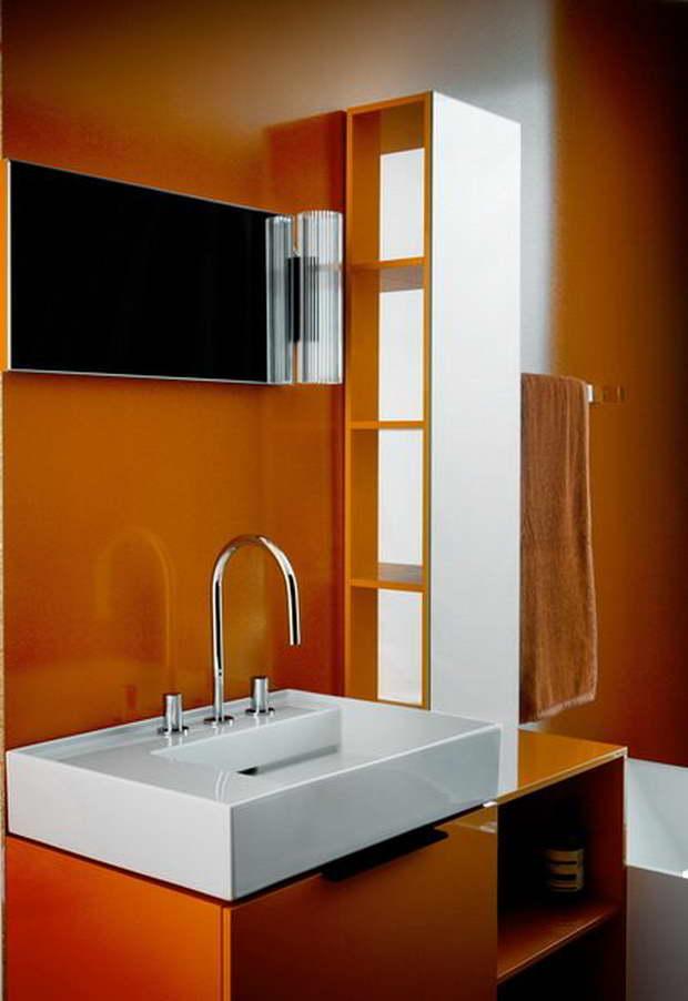 badezimmer kartell by laufen wurde vorgestellt die. Black Bedroom Furniture Sets. Home Design Ideas